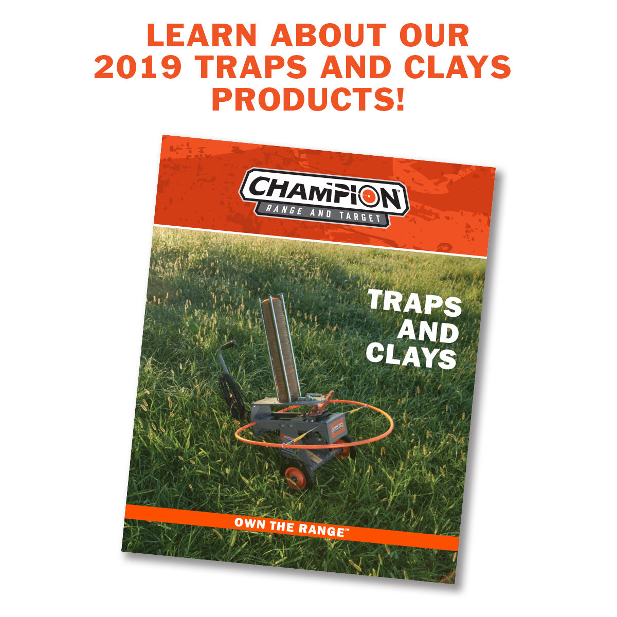 Traps and Clays Brochure