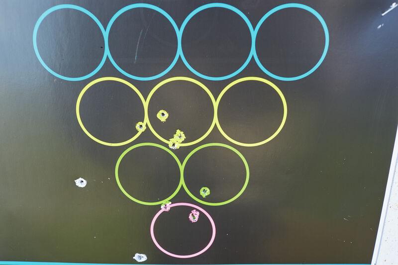 VisiColor® Fun and Games Target