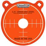 Center Mass AR500 Steel Targets