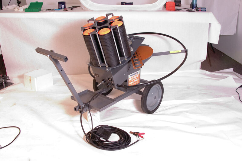 Easybird Auto-Feed 6-Packer Trap