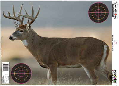 VisiColor® Real Life Targets