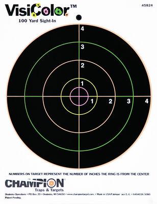 Adhesive VisiColor Targets
