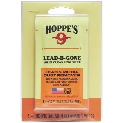 Lead B Gone