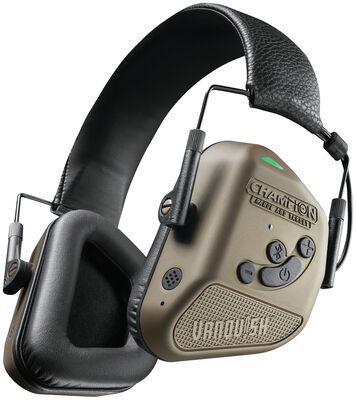 Vanquish Pro Elite Electronic Hearing Protection