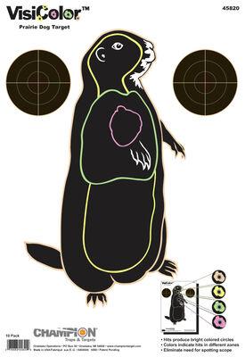 Visicolor Targets