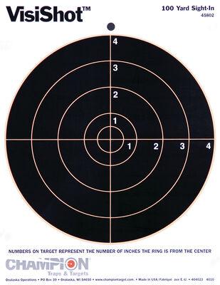 VisiShot Sight-In Targets