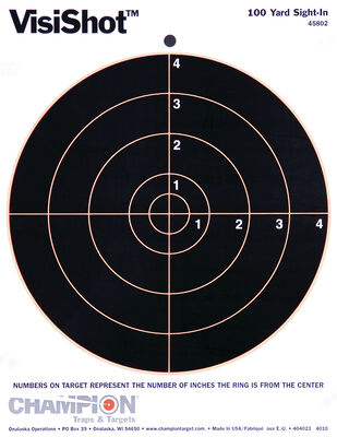Visishot® Targets